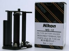 [NEW] Nikon MS-12 MS12 AA Battery Holder Tray for F100 F-100 Tokyo Japan A037