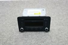 ORIGINALE Audi a3 s3 8p autoradio CONCERT II 8p0035186s CD Changer CD changer