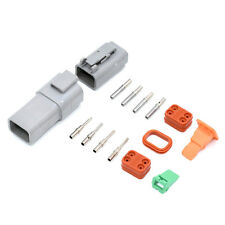 Deutsch DT 4 Way Pin Motorsport Connector Plug Kit