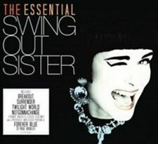 The Essential Swing Out Sister by Swing Out Sister (Pop/Rock) (CD, Oct-2014, Salvo)