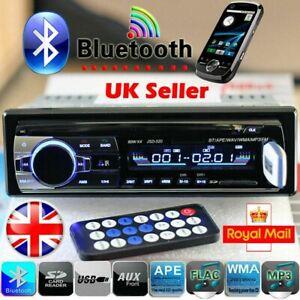 Car Radio Bluetooth Stereo Head Unit Player MP3/USB/SD/AUX-IN/FM In-dash Non CD