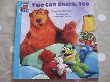 Two Can Share, Too (Bear in the Big Blue House) by Jim Henson Company Paperback