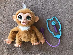 FurReal Zandi Check Up Monkey