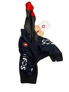 Castelli Free Aero Race Men's Bib Shorts- Small INEOS Brand New
