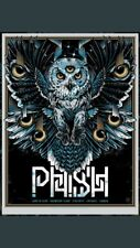 Phish Toronto Poster Rhys Cooper Edition Of 800