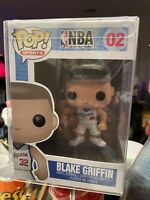 Funko Pop! VAULTED Holy Grail #02 NBA Los Angeles Clippers Blake Griffin w/ Case