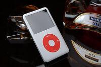 Custom 1800mAh 256GB SSD iPod Classic 7th Gen Silver 160GB(Latest Model U2)