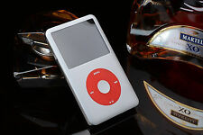 Custom 1800mAh SSD 256GB iPod Classic 7th Gen Silver (160 GB)(Latest Model U2)