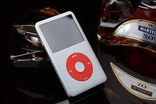 Custom 1800mah SSD 256GB iPod Classic 7th Gen Silver (160 GB)(Latest Model U2)