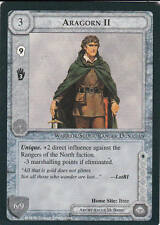 Aragorn II Middle Earth The Wizards  CCG  bb lim.Edition  Mint/N.Mint 1995 ME01