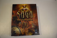 saga S.A.G.A. rage of the vikings neuf sous blister pc bigbox big box