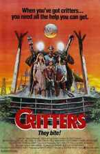 Critters 1 Cartel 02 A4 10x8 impresión fotográfica