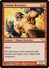 Magic MTG Tradingcard Mirrodin 2003 Vulshok Berserker 111/306
