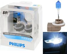 Philips Diamond Vision White 5000K 881 27W Two Bulbs Fog Light Replace Upgrade