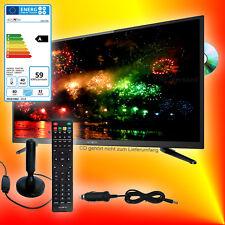 Reflexion LDD3288 80cm TV DVB-T2/S2/C 12V 24V 230V Fernseher DVD-Player CI EEK A