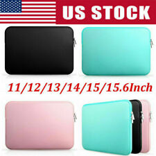 """Notebook Sleeve Laptop Carry Bag 11/12/13/15/15.6"""" Laptop Case Cover Protector"""