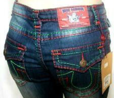 *NWT* True Religion Billy Big T Jeans Womens Urban Cow  Style 24-5030MBT2- Sz 30