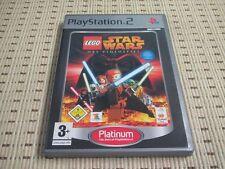 Lego Star Wars Das Videospiel für Playstation 2 PS2 PS 2 *OVP* P