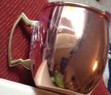New listing New, Russian Copper Moscow Mule Mug, Vodka Cup