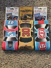 Traks Cards Team 3-Sets 91/92 Petty Waltrip NASCAR 25 Super High Gloss Cards