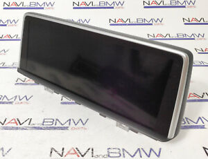 "BMW X5 X6 F15 F16 NBT CID SAT Central information display 10"" monitor 9347878"