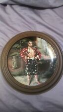 Vintage The King And I Collectors Plate A Puzzlement By William Chambers
