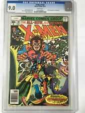 X-MEN # 107 CGC 9.0 - Very High Grade Gem ..!! - First Full Starjammers -