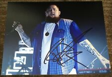 RAG'N'BONE MAN RORY GRAHAM SIGNED AUTOGRAPH HUMAN SKIN 8x10 PHOTO D wEXACT PROOF