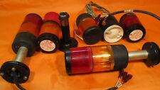 Box of Telemecanique Light Red Orange Used