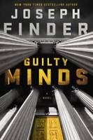 Guilty Minds - Hardcover By Finder, Joseph - VERY GOOD