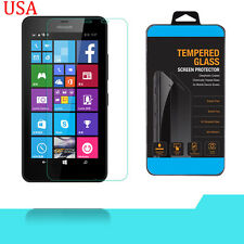 Premium Tempered Glass Screen Protector Microsoft Nokia Lumia 640 XL Cell Phone