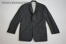 Brooks Brothers Black Fleece by Thom Browne Gray Three Button Wool Blazer L BB3