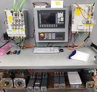 SIEMENS 6SN1118-0DM33-0AA1 2 AXIS DIGITAL HIGH STANDARD CONTROL BOARD