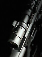 Rifle Scope Throw Lever. Low Profile Design. Custom Made To Suit Your Scope.