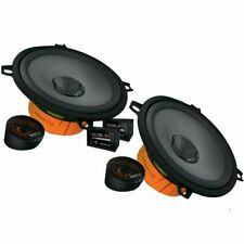 "Hertz Dieci 2-Way 13cm 5.25"" 2-Way Component Car Speakers System DSK130"