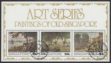 SINGAPORE, 1976. First Day Art Souvenir Sheet 256a
