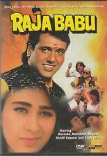 Raja babu - Govinda  [Dvd ]  1st Edition Video Sound released