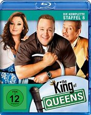 THE KING OF QUEENS, Staffel 8 (2 Blu-ray Discs) NEU+OVP