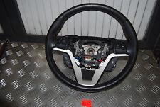 Honda CR-V III Leder Lenkrad mit Multifunktion 78500-SWA-E1XX-M1