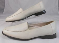 Trotters JESS Womens Ballet Flats Size 7 M  Leather Slip On Nude