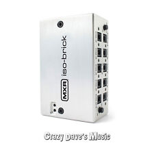 Dunlop MXR ISO-Brick Power Supply M238 10-Isolated Outputs (Factory B Stock)