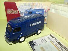 RENAULT 1000 Kg GENDARMERIE CORGI EX70519 1:43 Boite un peu abimée