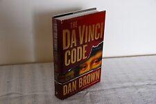 The Da Vinci Code by Dan Brown (2003, Hardcover DJ, True 1st/1st VG/VG Rare!)