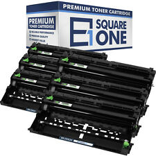 eSquareOne Drum Unit Replacement for Brother DR820 (Black, 6-Pack)