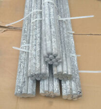 10 Stück Alu Stange ca. 1,0 m Länge Ø16mm Rundstab Aluminium Stange Rundmaterial