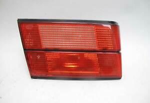 BMW E34 89-95 5-Series Sedan Left Rear Inner Tail Light Lamp for Trunk Lid OE