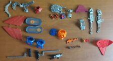 Lot of MOTU He-Man Accessories vintage Bionatops Rio Blast Extendar Stinkor more