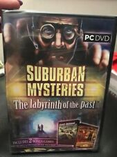 Suburban Mysteries - The Labyrinth of The Past Windows XP/Vista/ 7 DVD New!!!
