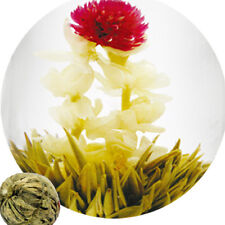 Hot Stylish Special Balls Handmade Blooming Flower Green Tea Gift UA4