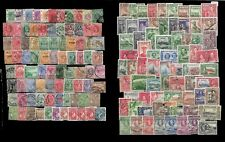 Commonwealth early period over 150 different mint & used from QV to KGVI (9999)